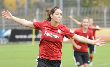 Fiona O'Sullivan Fiona O39Sullivan interview Why this Irish striker is just 39Too