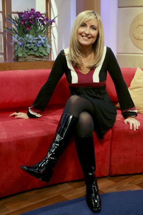 Fiona Phillips Revealed The guilt that made Fiona Phillips give up her