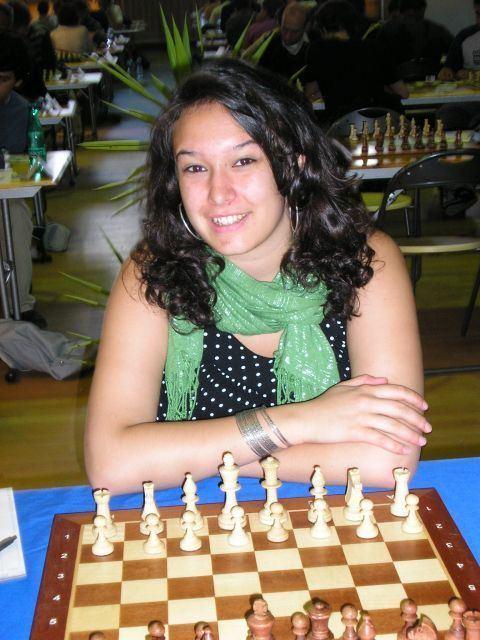 Fiona Steil-Antoni WFM Fiona SteilAntoni leading the chess festival in