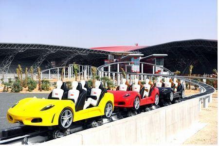 Fiorano GT Challenge Fiorano GT Challenge at Ferrari World Abu Dhabi