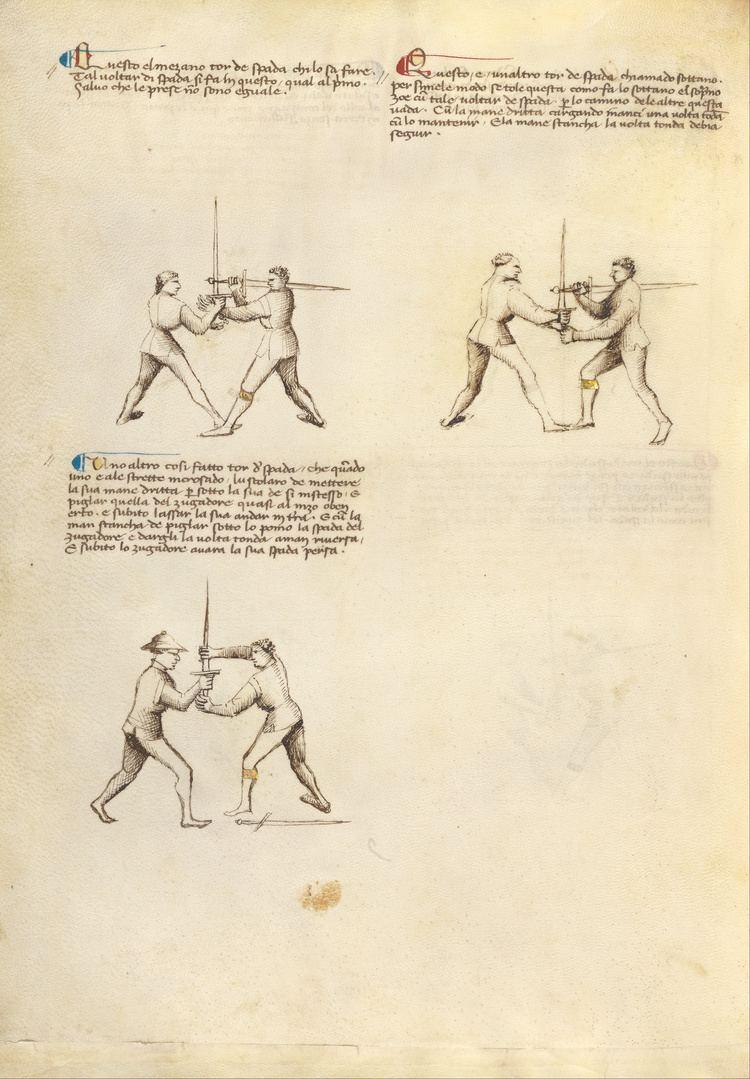 Fiore dei Liberi - Alchetron, The Free Social Encyclopedia