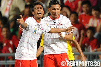 Firdaus Kasman Firdaus Kasman of LionsXII suspended until further notice
