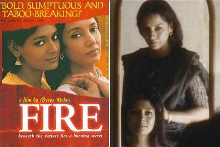 Fire (1996 film) Review of Fire AfterEllen