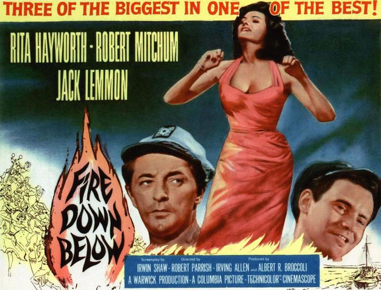 Fire Down Below (1957 film) Fire Down Below 1957 film Alchetron the free social encyclopedia