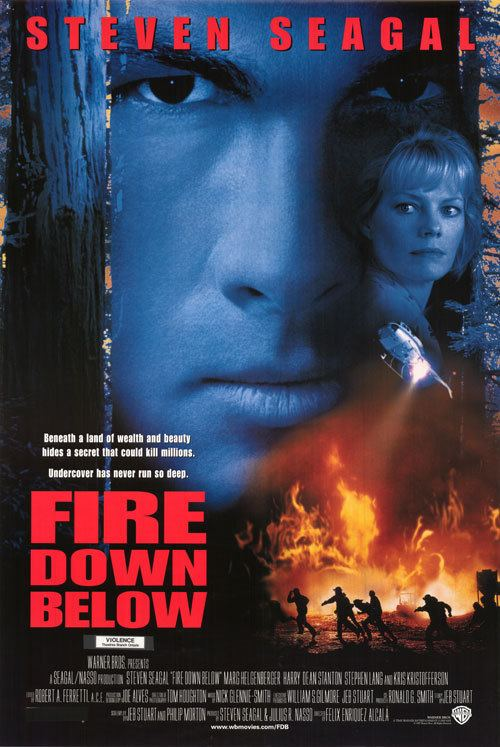 Fire Down Below (1997 film) Fire Down Below movie posters at movie poster warehouse moviepostercom