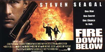 Fire Down Below (1997 film) Fire Down Below Movie Poster 2 of 2 IMP Awards