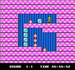 Fire 'n Ice Fire 39n Ice USA ROM lt NES ROMs Emuparadise