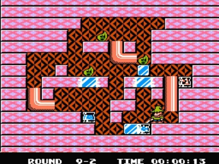 Fire 'n Ice Fire39n Ice User Screenshot 24 for NES GameFAQs