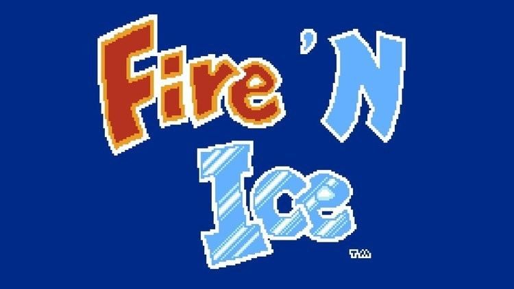 Fire 'n Ice Fire 39N39 Ice NES Gameplay YouTube