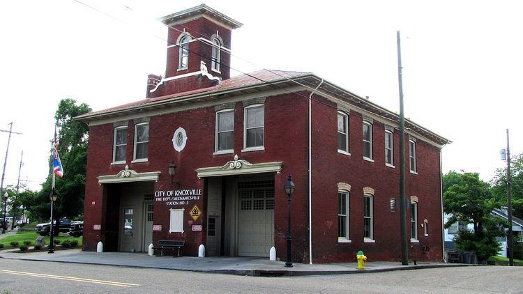Fire Station No. 5 (Knoxville, Tennessee)