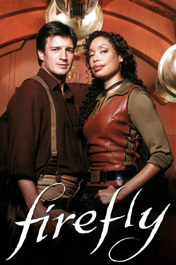 Why was rebecca gayheart fired from firefly