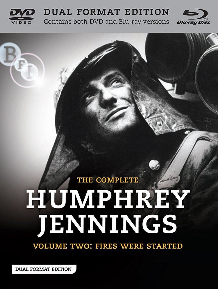 Fires Were Started The Complete Humphrey Jennings Volume Two Fires Were Started DVD