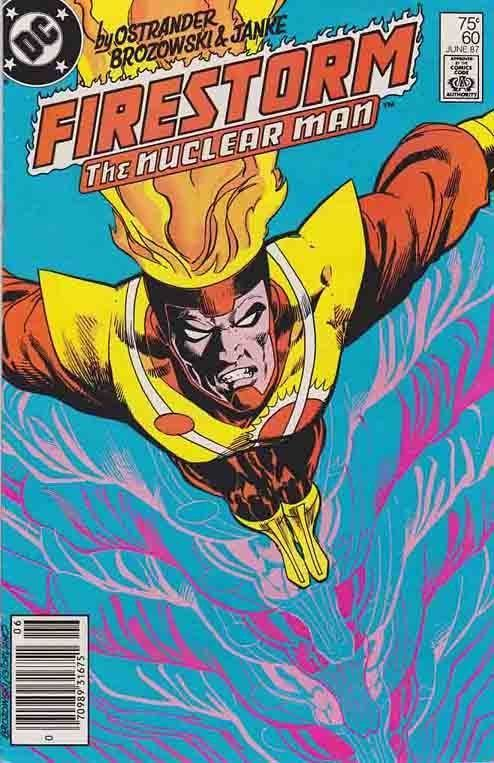 Collectibles Other Bronze Age Comics Firestorm The Nuclear Man #1 To Ensure A Like-New Appearance Indefinably