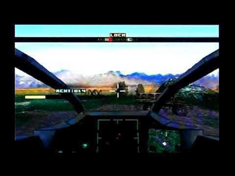 Firestorm: Thunderhawk 2 Firestorm Thunderhawk 2 on Sony Playstation PS1 Gameplay