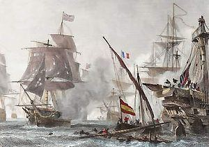 First Battle of Algeciras httpsuploadwikimediaorgwikipediacommonsthu