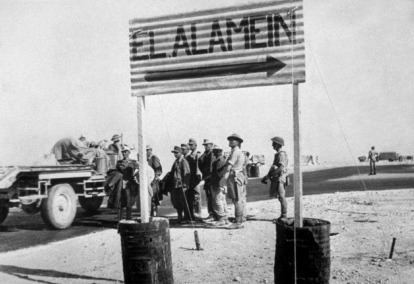 First Battle of El Alamein El Alamein The Chieftain39s Hatch World of Tanks official forum