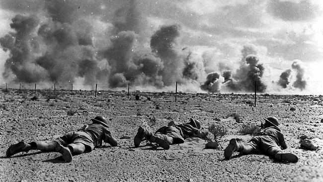 First Battle of El Alamein Old Picz First Battle of El Alamein 1942
