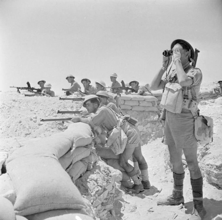 First Battle of El Alamein First Battle of El Alamein Wikipedia