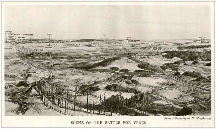 First Battle of Ypres Sikh in WW1 First Battle of Ypres 1914 Sikh Philosophy Network
