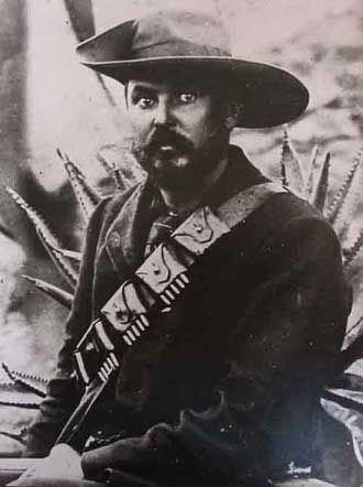 First Boer War imgwebmecompicssouthernstarafricabothawjpg