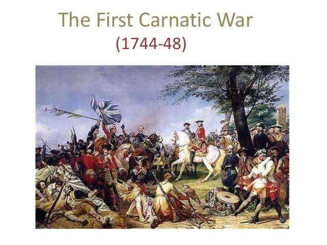 First Carnatic War