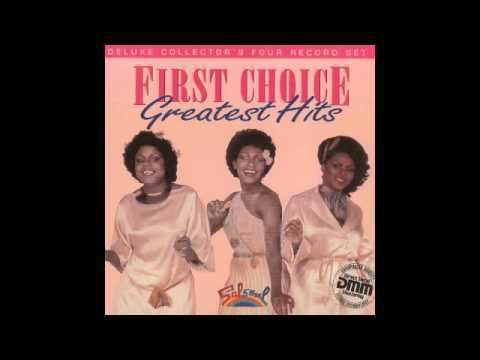 First Choice (band) First Choice Greatest hits Doctor Love YouTube