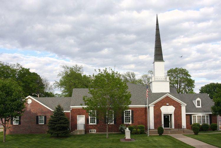First Church of Christ, Scientist, Albion Avenue (Fairmont, Minnesota)