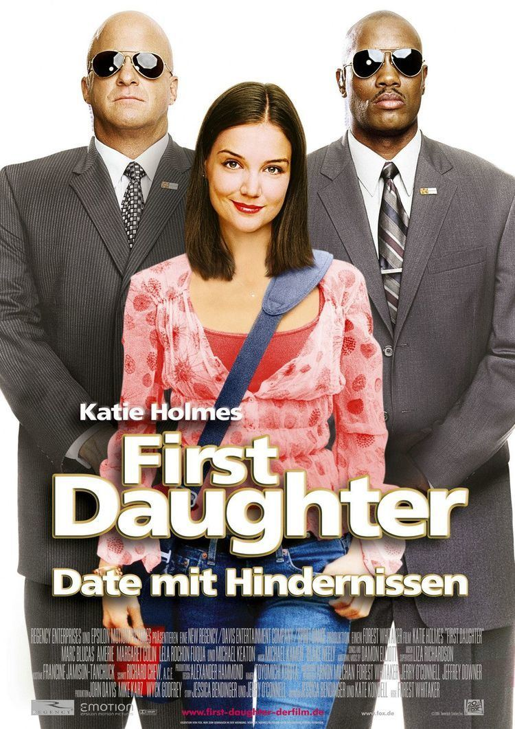 First Daughter (2004 film) First Daughter Movie Poster 2 of 2 IMP Awards