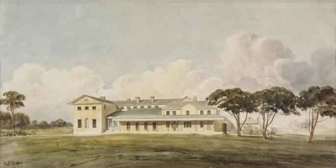 First Government House, Sydney Modelling the first Government House Sydney Living Museums
