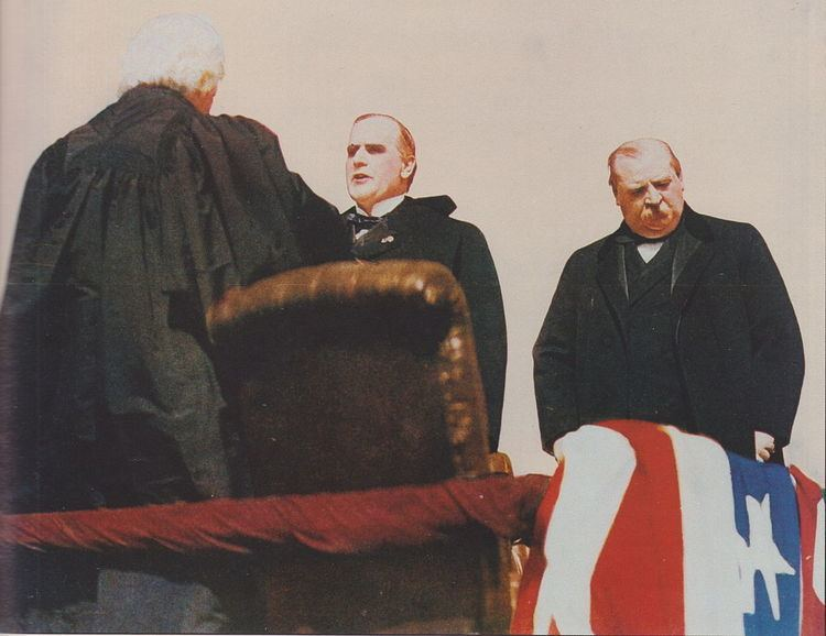 First inauguration of William McKinley