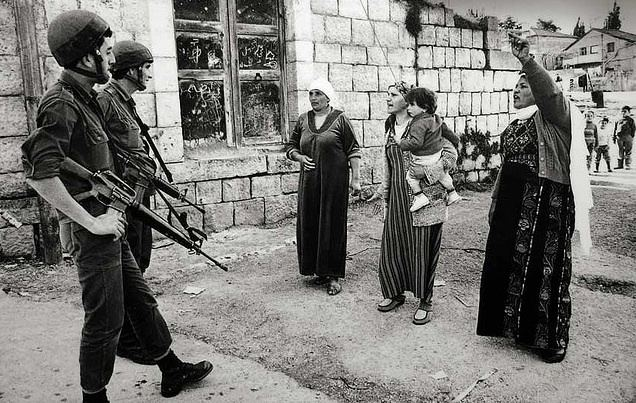 First Intifada First Intifada 1988 Mary Scully Reports