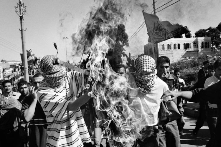 First Intifada Today in Middle Eastern history the First Intifada begins 1987