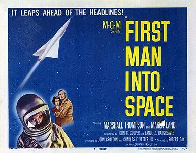 First Man into Space First Man into Space