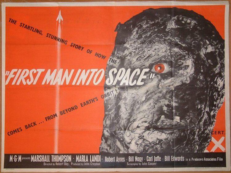 First Man into Space First Man Into Space 1959