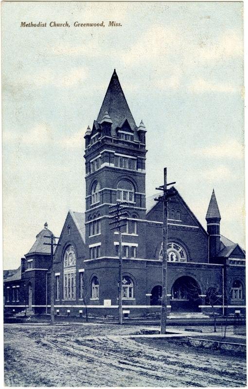 First Methodist Church of Greenwood