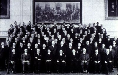 First Ministers' conference
