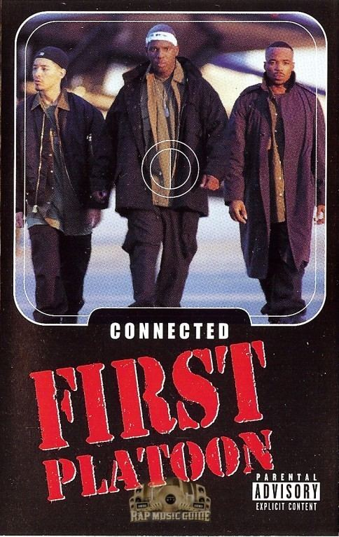 First Platoon First Platoon Connected Cassette Tape Rap Music Guide
