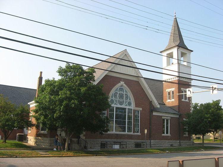 First Presbyterian Church (Seymour, Indiana)