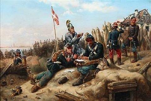 First Schleswig War Alchetron The Free Social Encyclopedia
