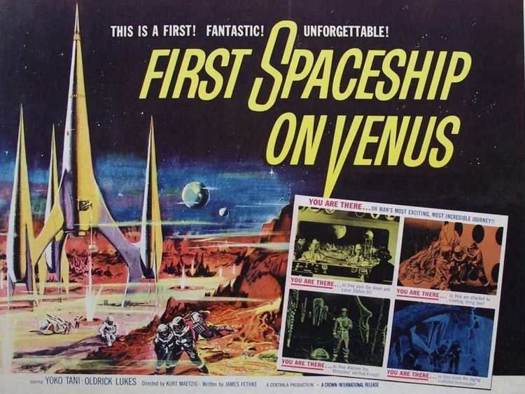 First Spaceship on Venus First Spaceship on Venus 1960 Retrovision Classic Movies