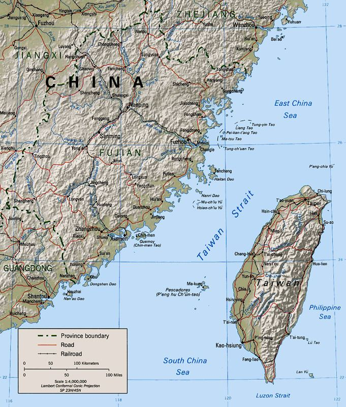 First Taiwan Strait Crisis First Taiwan Strait Crisis Wikipedia