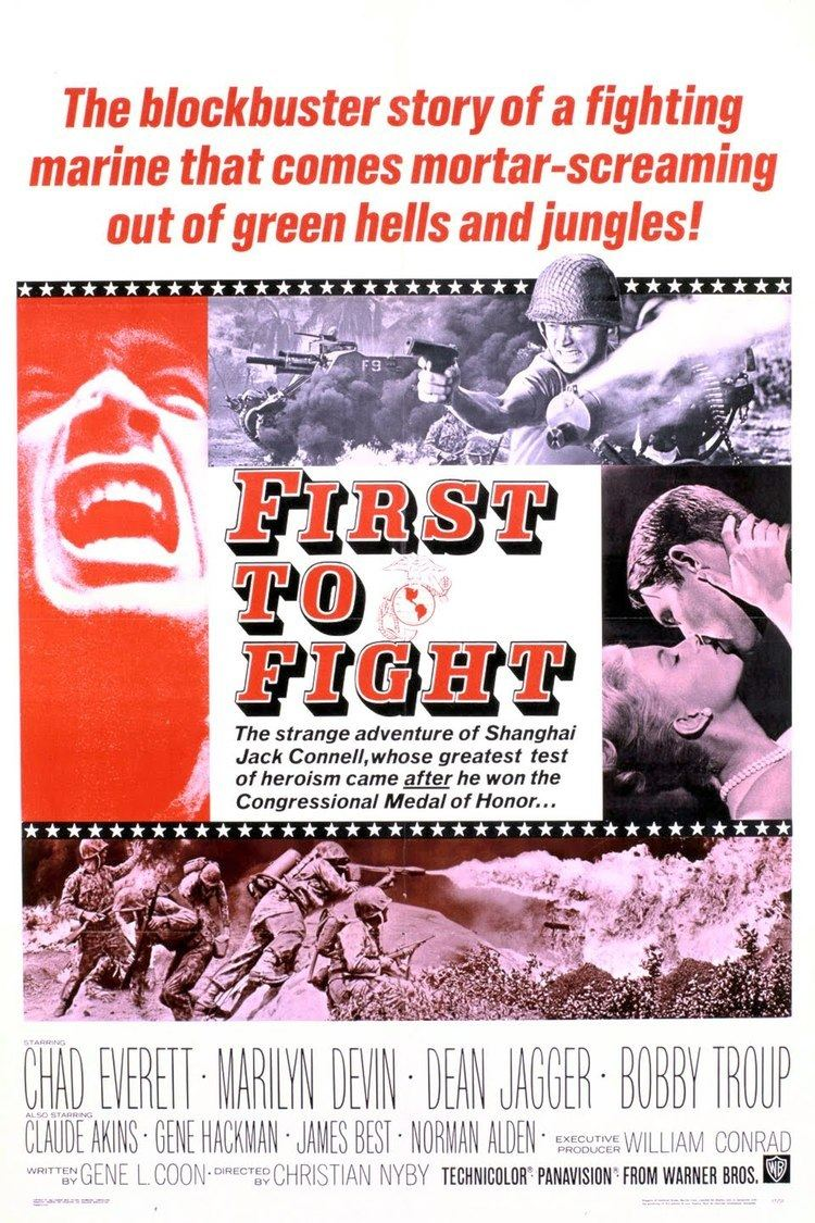 First to Fight (film) wwwgstaticcomtvthumbmovieposters1281p1281p