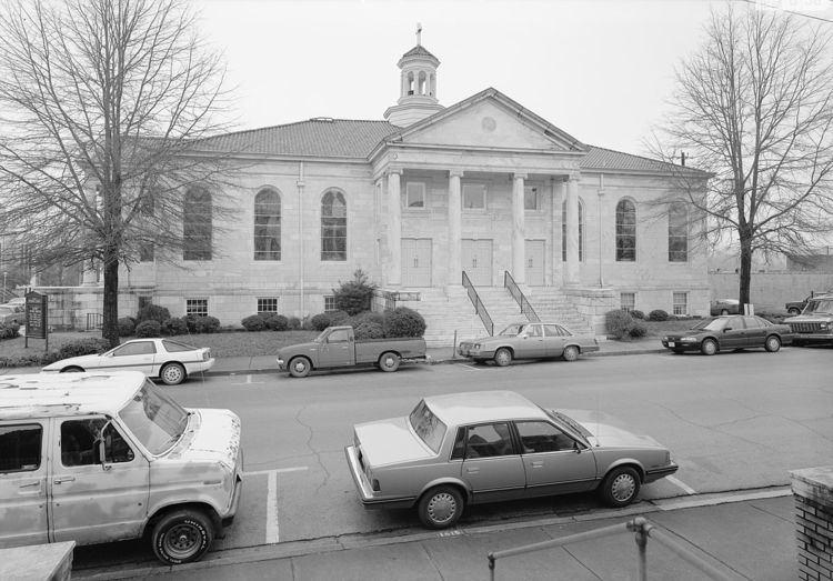 First United Methodist Church (Jasper, Alabama)