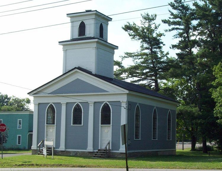 First Universalist Church of Portageville
