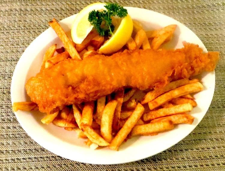 Fish and chips Queen39s Fish And Chips