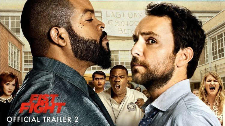 Fist Fight FIST FIGHT Official Trailer 2 YouTube