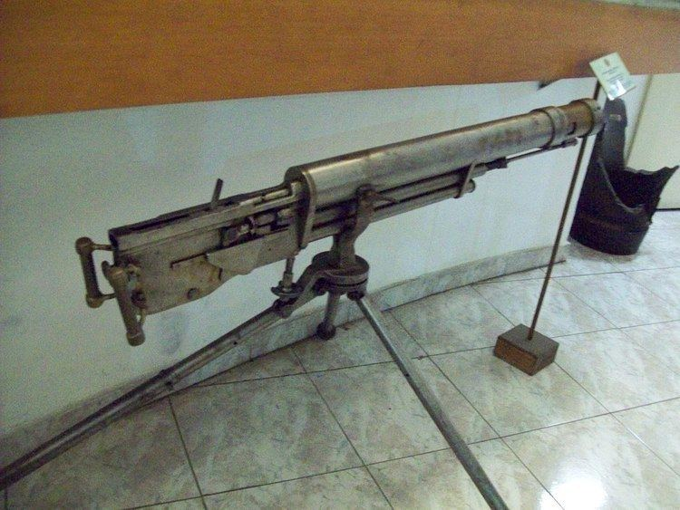 Fittipaldi machine gun