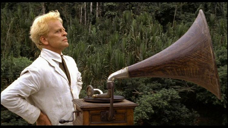 Fitzcarraldo movie scenes  good as the full movie Klaus Kinski as Brian Sweeney Fitzgerald the man who will bring the voice of Enrico Caruso to the jungle