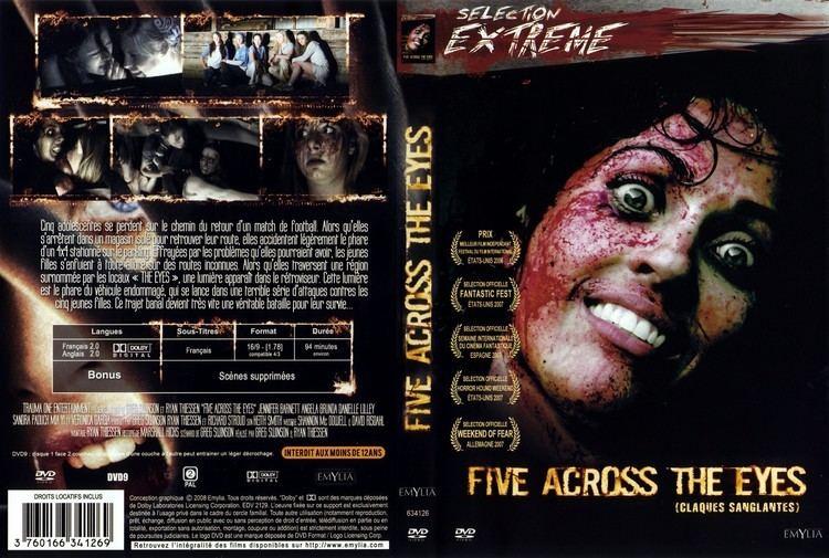 Five Across The Eyes Film Jaquette Dvd De Five Across The Eyes Cinma P Ion