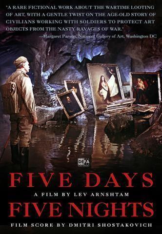 Five Days, Five Nights (1960 film) httpsecommerceumassedudefasitesdefaultfil